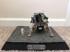 "Code 3 NASA Apollo Model Lunar Module ""One Small Step"" Museum Collection"