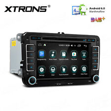 GPS Multimedia Android 6.0 Car DVD Stereo Player Radio For VW Passat CC Golf MK6