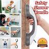 Bath Safety Shower Handle Suction Cup Handrail Grab Bathroom Grip Tub Bar Rail