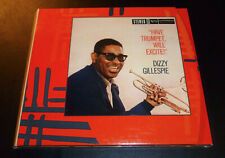 "DIZZY GILLESPIE ""Have Trumpet, Will Excite! [1959]"" (CD 2001) 12-Tracks *GREAT*"