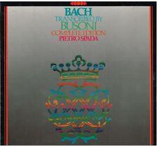 Bach Trascritto da Busoni: Complete Edition / Pietro Spada - LP