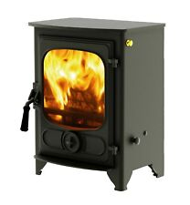 Charnwood Country 4 Woodburning stove matt black