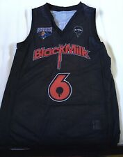 BLACK MILK SHARKIE BLACK RED SHOOTER SIZE SMALL