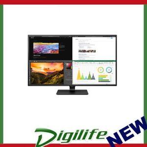 """LG 43"""" IPS 5ms 60Hz 4K UHD IPS USB-C HDR 10 Monitor, Vesa 100x100 HDMI,DP"""