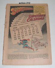 Action 212, Adv 204 + 242 etc.5 coverless comics-Rb.1954-1964 Dc comic books