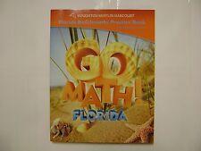 GO MATH! FLORIDA - Florida Benchmarks Practice Book Grade 2