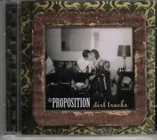 (BM684) The Proposition, Dirt Tracks - 2010 DJ CD