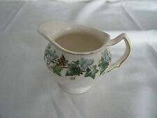 C4 Pottery Johnson Bros Old Chelsea Milk Jug 10x8cm 3A7C