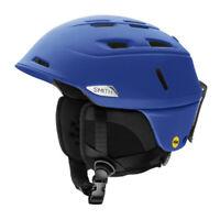 Smith Optics Camber MIPS Snow Helmet Medium Matte Klein Blue