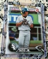 FERNANDO TATIS JR 2016 Bowman Rookie Card RC Padres HR Power & Speed $ HOT $