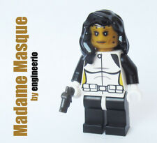 LEGO Custom - Madame Masque - Marvel Super heroes minifigures