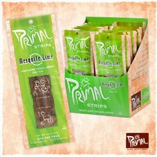 Primal Spirit Vegan Meat Strip 1 oz. Mesquite Lime flavor