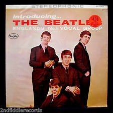 THE BEATLES-Fully Sealed INTRODUCING THE BEATLES Album-Probably Not Original