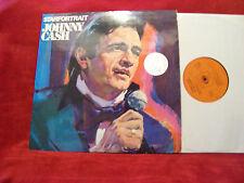 Johnny Cash - Starportrait        NL CBS Doppel LP