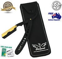 Barber Salon Straight Cut Throat Shaving Razor Shavette RASOIRS RASOI Sharpend