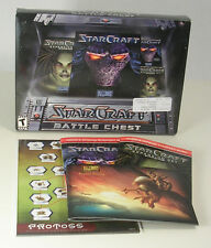 Star Craft Prima's Official Strategy Guides & Product Catalog - Dates 1998-2002