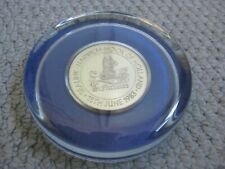 More details for harwich-hook of holland st.nicholas ferry 1983 paperweight