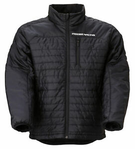 Moose Racing MX Off-Road DISTINCTION Casual Jacket (Black) Choose Size
