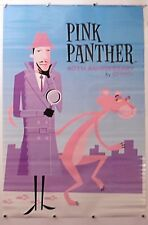 "Pink Panther 40th Anniversary posters 24"" X36.25 by SHAG NOS (b248)"