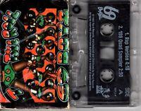 69 Boyz Tootsee Roll 1994 Cassette Tape Single Rap Hiphop R&B