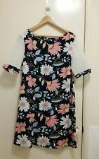 NEW Wild Flower Shift dress , size 12-14