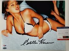 Estella Warren signed 11x14 Photo #3 Victoria's Secret Model ~ PSA/DNA COA