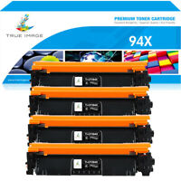 4PK Toner Compatible for HP 94X CF294X LaserJet Pro M118dw MFP M148fdw M149fdw