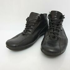 Mens Walsh Bolton Classic Black  Shoe Boots Fell Running  Size 8 (H2)