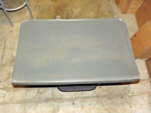 93-97 OEM Honda Del Sol EG2 SR2 interior targa top roof liner lining panel gray