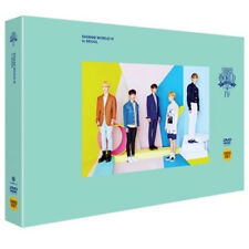 SHINEE [SHINEE WORLD IV] 4th Concert DVD 2CD+Special Color Photo Book SEALED