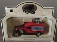 Commemorative Chevron Die-Cast Standard Oil Announcer Car Made in England 1:64
