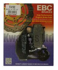 EBC FA192 Organic Brake Pads Pad Set Rear Kawasaki Kle650 KLE 650 Versys 07
