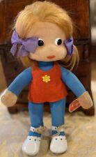 Schuco Patsy All Original Doll Bigo Bello Hegi Dralon Plush 28 cm 1960s Bendy