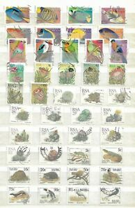 SUDAFRIKA  ( SOUTH AFRICA   ) - LOT OF 113 STAMPS  -  3 IMAGES