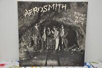 AEROSMITH. NIGHT IN THE RUTS. COLUMBIA. FC 36050. 1979. FIRST PRESSING. NM
