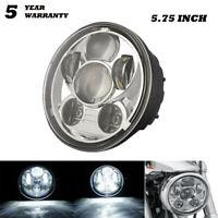 "5.75"" 5-3/4 inch LED Hi/Lo Headlight For Harley Sportster XL 883 1100 1200 Dyna"