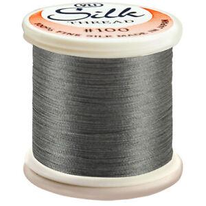Yli Corporation Silk Thread 100 Weight 218 Yd. Spool: 202-10-238
