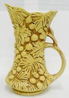 McCOY POTTERY YELLOW VASE / PITCHER