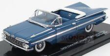 Chevrolet Impala Convertible Open 1959 Harbor Blue Vitesse 1:43 VE36230