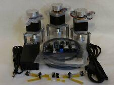 CNC Kit-PROXXON MF70 umbau auf CNC mit NEMA17 Schrittmotoren+Steuerung grbl+Stop
