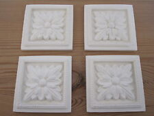 FOUR SQUARE FLOWER CORNERS/FURNITURE / FIRE PLACE / MOULDINGS