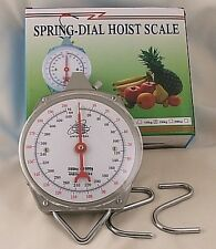 Brand Fishing Metal Hanging Scale Upto 200kg 440lb