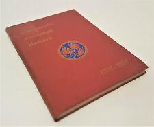 CINQUANTA CERAMISTI ITALIANI 1952 - 1957 1° ediz. Ass.Naz. Industriali Ceramica