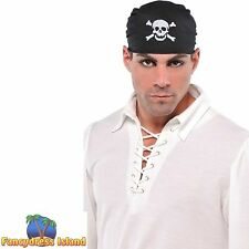 Amscan Pirate Costume Cloches