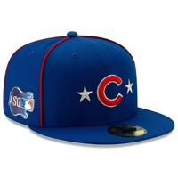 Chicago Cubs New Era Royal 2019 MLB All-Star Game On-Field 59FIFTY Fitted Hat