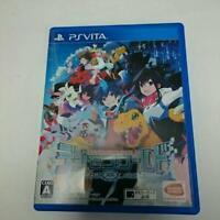 USED PS Vita Digimon World next order Bandai namco entertainment Japan