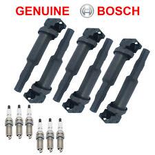 OEM 6 Ignition Coil & 6 Spark Plug FR7NPP332 12137594937 for 128 328i 530i Z4 X3