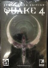 *BRAND NEW* PC Game QUAKE 4 SPECIAL DVD EDITION ( PC DVD ) ORIGINAL SEALED