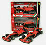 NEW FERRARI F1 LECLERC VETTEL RAIKKONEN 1:43 Model Car Formula One Toy Die Cast