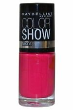 Maybelline Color Show Neons Nail Varnish 6ml Electric Pink (#188)
